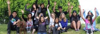 2013 – Girls Group, Interns & Field Schools